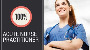 Acute Nurse Practioner Salary