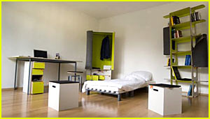 Apartment In A Box - Photo from JustJared.com