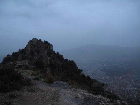 Ruins of a castle in Kozan