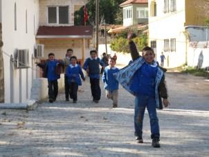 Local kids in Vaikifle