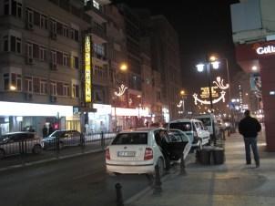 Arriving in Sanliurfa