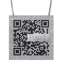Piaget makes a Diamond QR Code