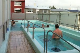 Reykjavik hot tubs