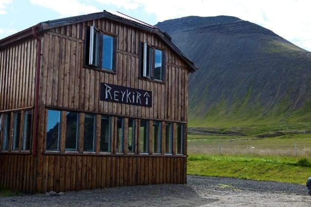Guesthouse at Reykir