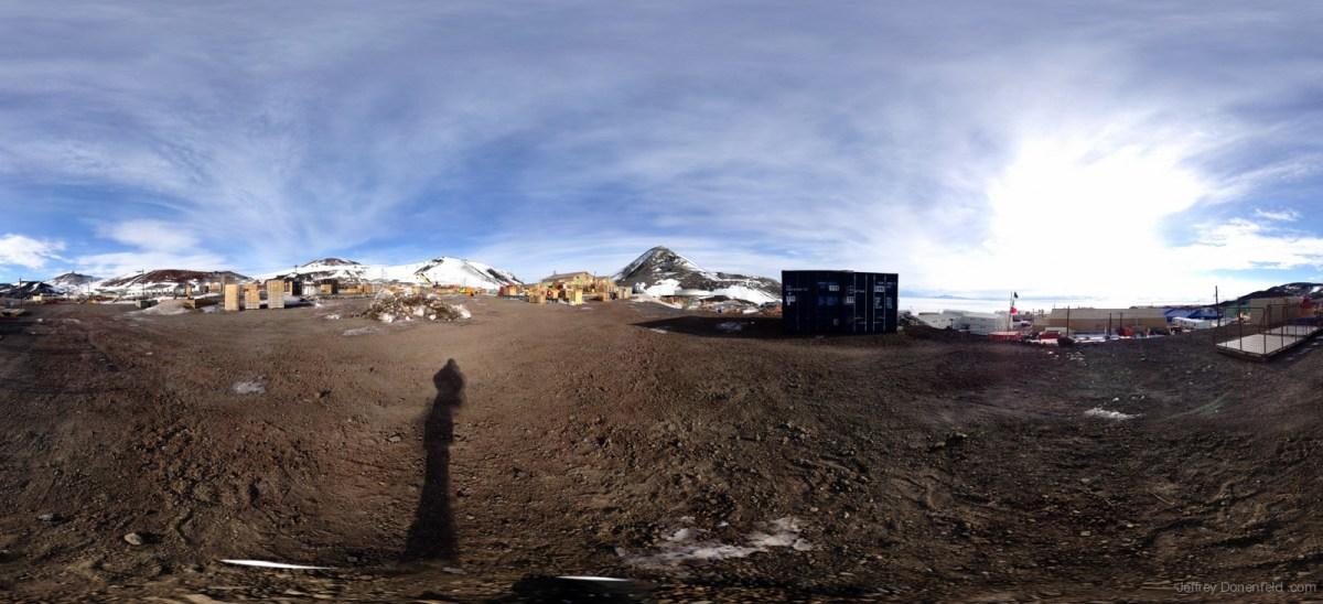 Exploring McMurdo Station, Antarctica