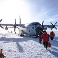 Moving to Antarctica Leg 3: McMurdo Station to Amundsen-Scott South Pole Station