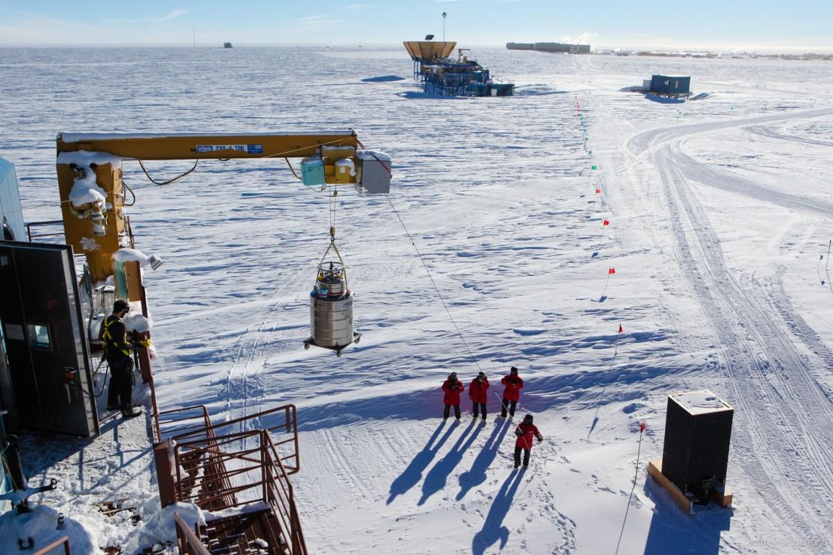 Frozen Money: The Economics of Antarctica
