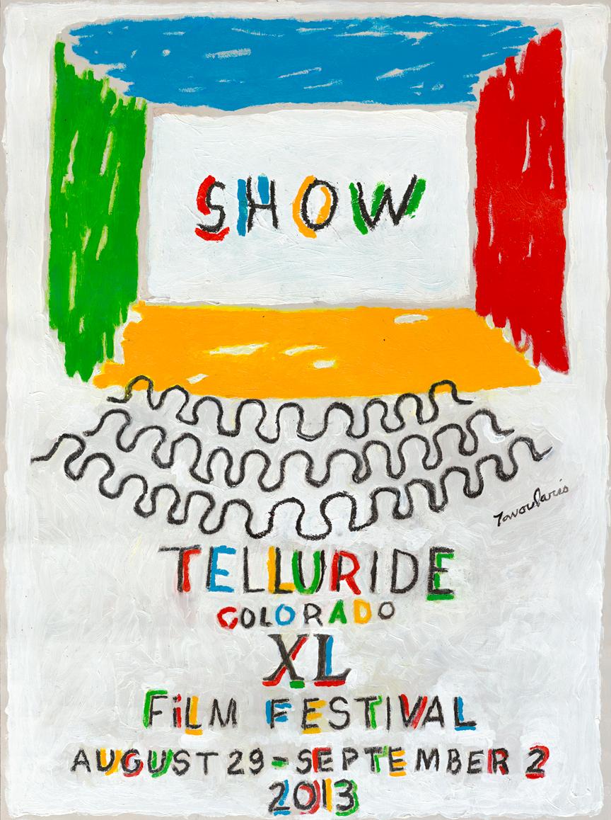 TFF40_Poster_Tavoularis_©TellurideFilmFestival_Web