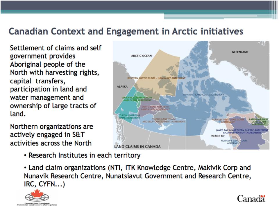 Scientific Research in the Arctic