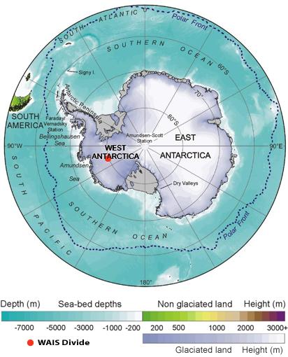 Antarctica-map-wais