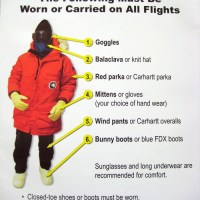 How To Gear Up For An Antarctic Science Expedition Part 2: Extreme Cold Weather Gear