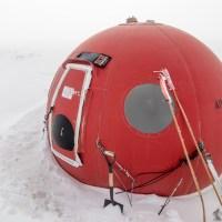Charging with Enerplex Solar at WAIS Divide, Antarctica