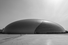 The Beijing National Centre for the Performing Arts