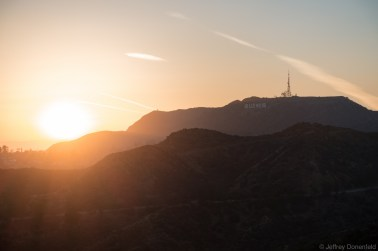 Naturally, I had to try to pull off some sort of photo of the Hollywood Sign.