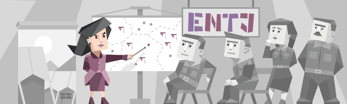 """My Personality Is """"The Commander"""" (ENTJ)"""
