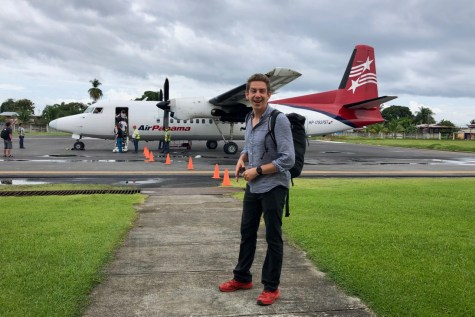 Jeffrey Donenfeld Exploring Panama - 41