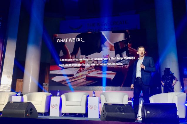 Jeffrey Donenfeld's Keynote Speech at GoViral Almat Kazakhstan 3