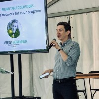 "Leading the Montreal StartupFest 2019 ""Startup Accelerator Communities"" Roundtable Discussion"
