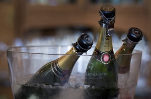 Introduction of my blog. Break out the champagne