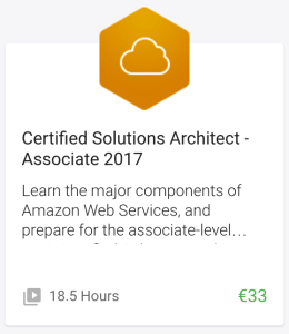 Preparing for the AWS Certified Solutions Architect