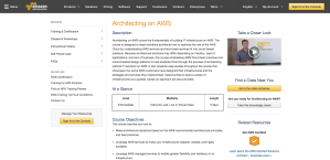 architecting-on-aws