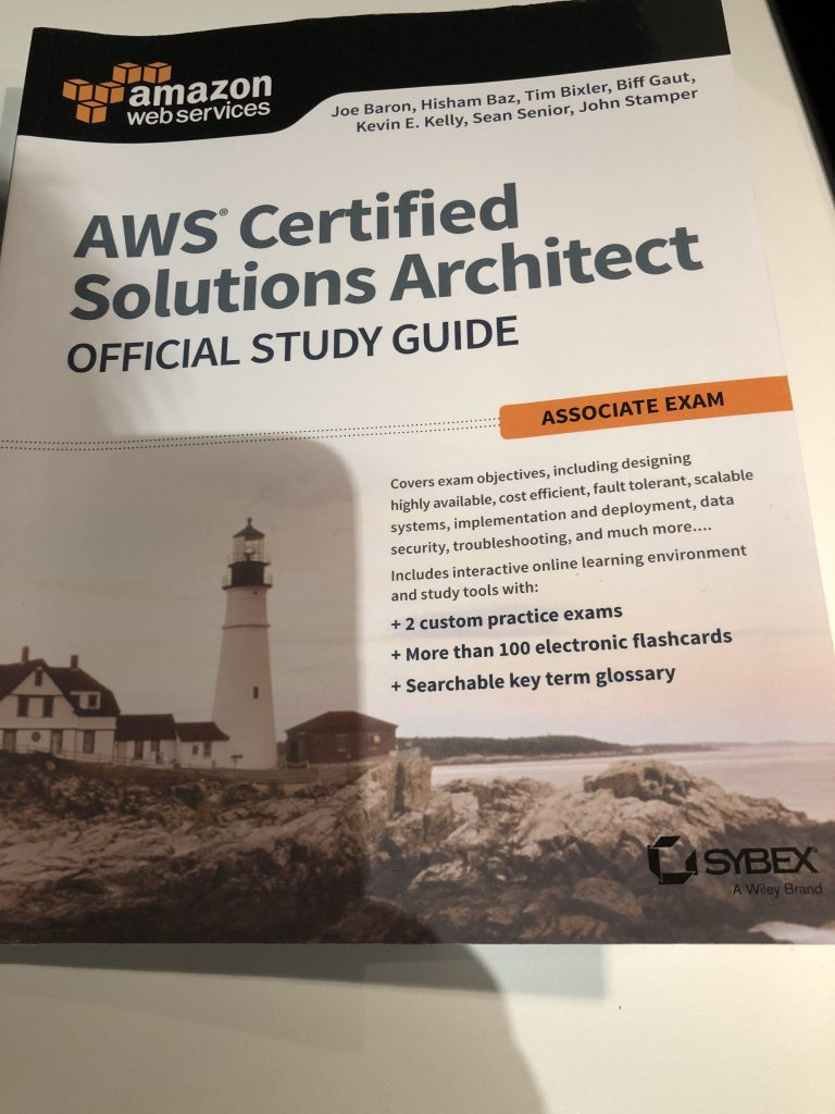 My AWS Certified Solutions Architect Associate exam