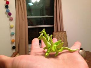 Three-Headed Dragon (Montroll)