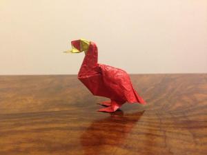 Origami Duck (Kasahara)