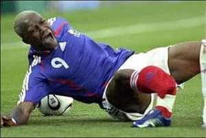 summertime sports injury soccer