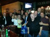 I got tgether with much of the old Big City Radio crew from Kiss-FM, WXXY and Energy.