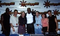 Producer Doug, Kelly McNeil, Ali Damisi, Jeffro & Joni Young