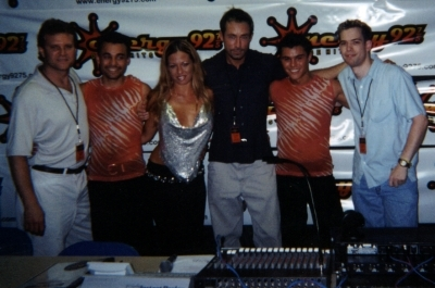 Doug, Becca, Shark & Jeffro