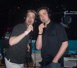 Energy Blast 2002: Jeffro & Kyle Kelly bein' DEEEEJAAAAYS.