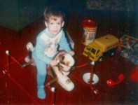 I was destined to be a country DJ.