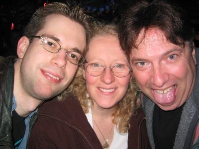 Jeffro, Deb & LaTour at Pippins