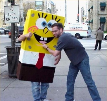 Jeffro, BEAT Spongebob (sorry, Doug)!