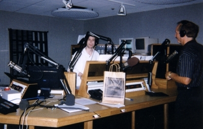 "This was my LAST break on Kiss - talking to Jim ""Sheisty"" Shea. ROLL TAPE."