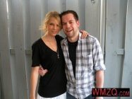 She looks familiar. I think her name rhymes with Taylor Swift. Yep, she USED to be country!