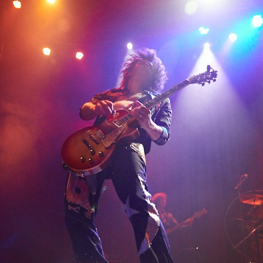 3/2/2019 No Quarter, A Led Zeppelin Legacy Band, Big 100.3 Throwback Bash, at The Fillmore Silver Spring