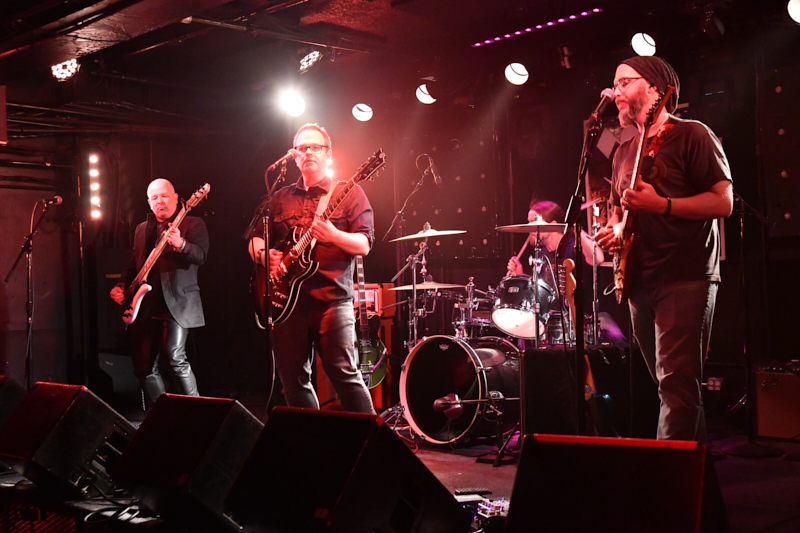 A Song for the Deaf, The Ultimate Queens of the Stone Age Tribute Band in Concert at Rock and Roll Hotel DC, Washington DC 3/16/2019