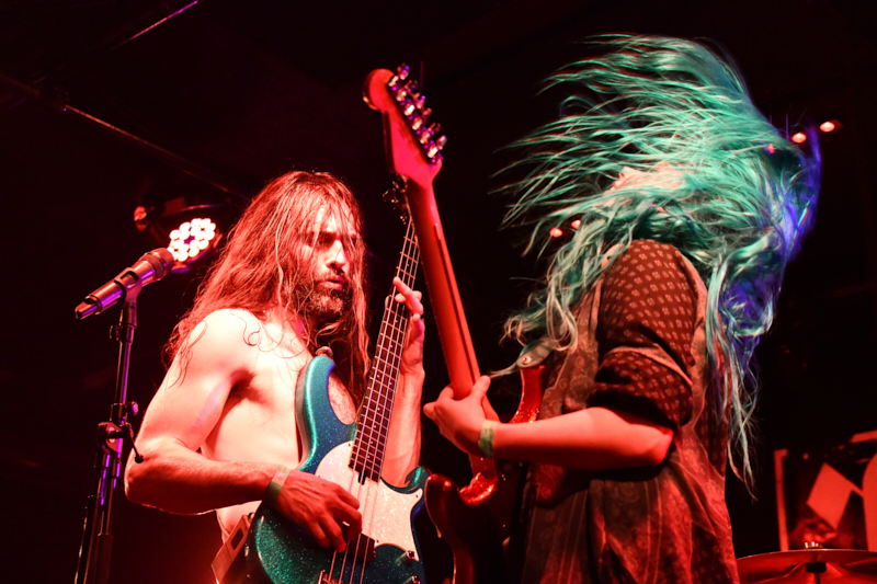 Good Time Boys, A Tribute To The  Red Hot Chili Peppers Tribute Band in Concert at Rock and Roll Hotel DC, Washington DC 3/16/2019