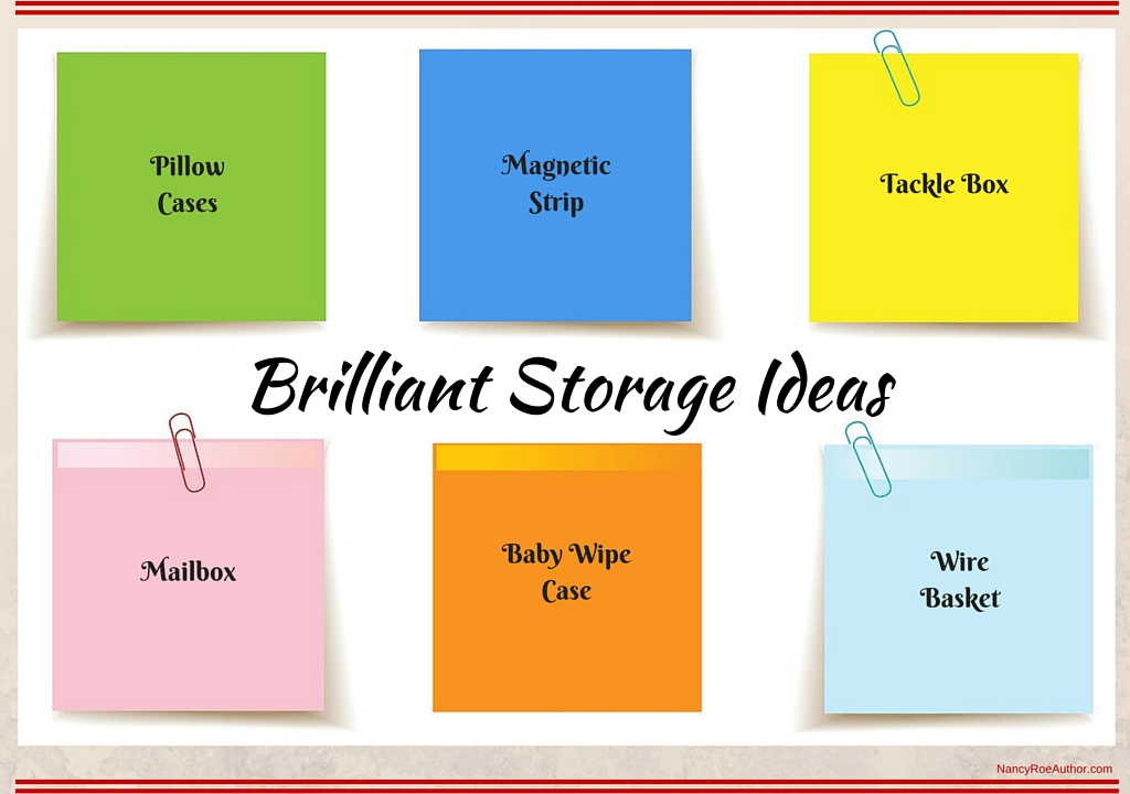 Brilliant Storage Ideas