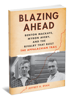 Blazing Ahead Book Graphic