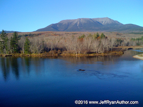 Mount Katahdin photo