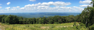 View from Mount Everett, Massachusetts