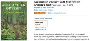 Appalachian Odyssey on Amazon