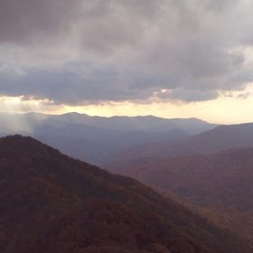 Photo of Smokey Mountains ©2017JeffRyanAuthor.com