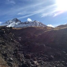 Photo of Mount Saint Helens (c) 2017 www.jeffryanauthor.com