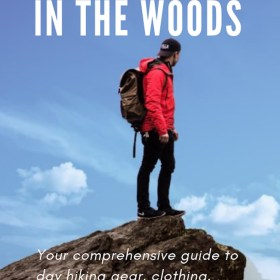 My Newest Book Covers Day Hiking Gear, Clothing, Safety and More