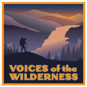 Voices of the Wilderness logo ©2020 www.JeffRyanAuthor